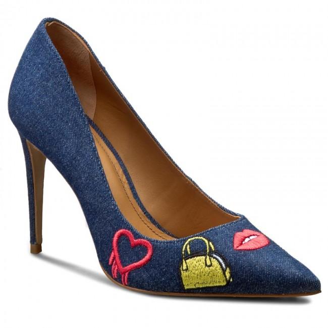 Scarpe stiletto KAZAR - Luciana 28369-TK-19 Blu scuro - Stiletti - Scarpe basse - Donna   a prezzi accessibili    Gentiluomo/Signora Scarpa