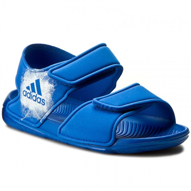 sneakers for cheap b1a54 f78f0 Sandali adidas - AltaSwim C BA9289 BlueFtwwhtFtwwht
