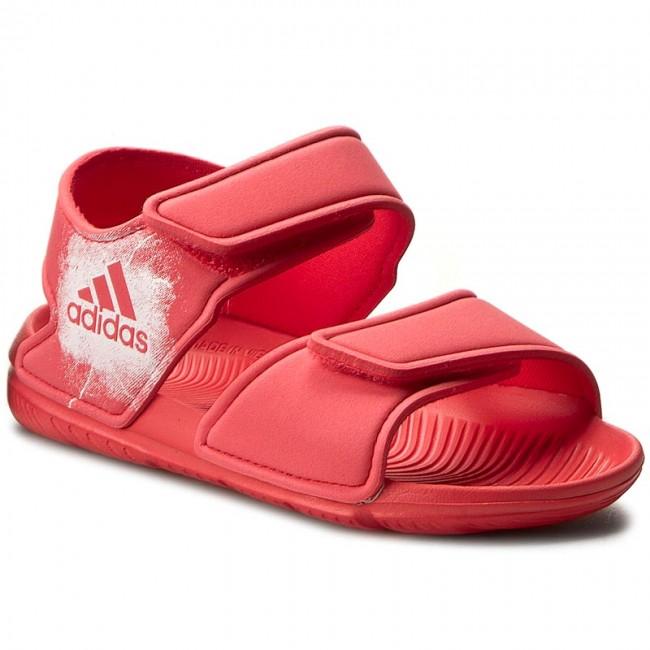 outlet store 62531 4475a Sandali adidas - AltaSwim C BA7849 CorpinkFtwwhtFtwwht
