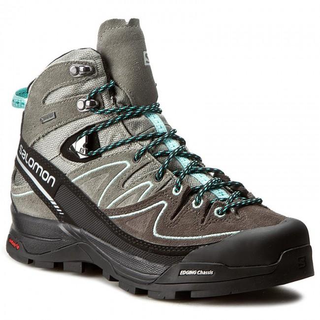 Scarpe da trekking SALOMON - X Alp Mid Ltr Gtx W GORE-TEX 394732 21 ... c56657f4fa4