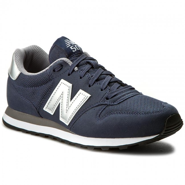 a213182cb997a Sneakers NEW BALANCE - GM500NAY Blu scuro - Sneakers - Scarpe basse ...