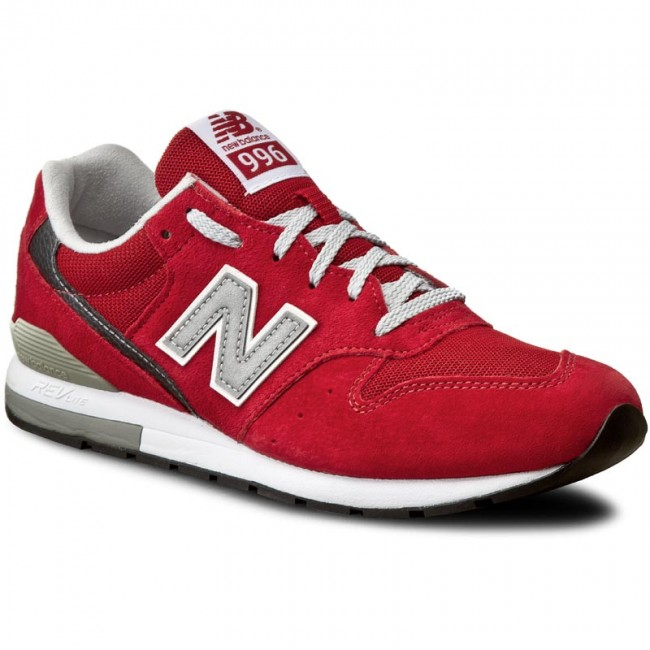 c17ac044b5aff Sneakers NEW BALANCE - MRL996AR Rosso - Sneakers - Scarpe basse ...