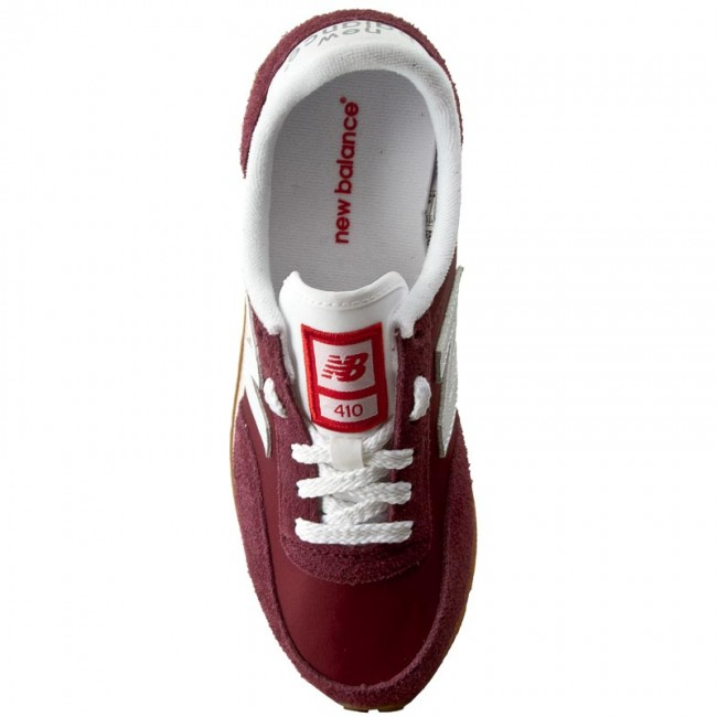 Sneakers NEW BALANCE U410BD Bordeaux