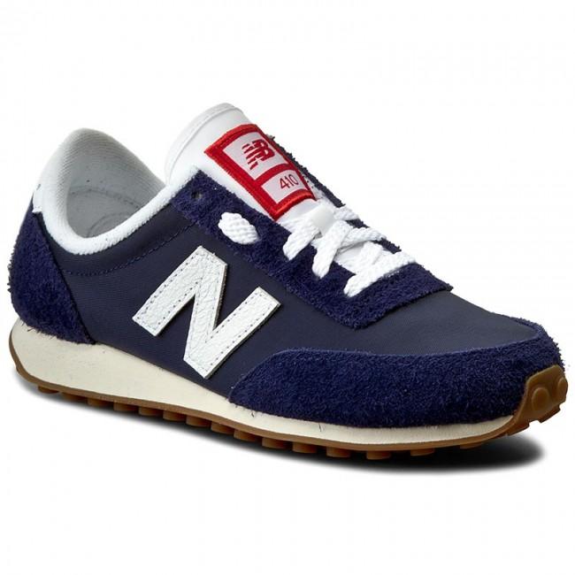 58e9dd94383 Sneakers NEW BALANCE - U410NY Blu scuro - Sneakers - Scarpe basse ...