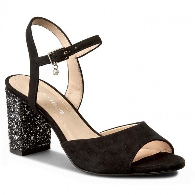 Sandali SOLO FEMME - 82403-13-020 F92-07-00 Czrn Anta - Sandali da giorno - Sandali - Ciabatte e sandali - Donna   una vasta gamma di prodotti    Uomini/Donne Scarpa