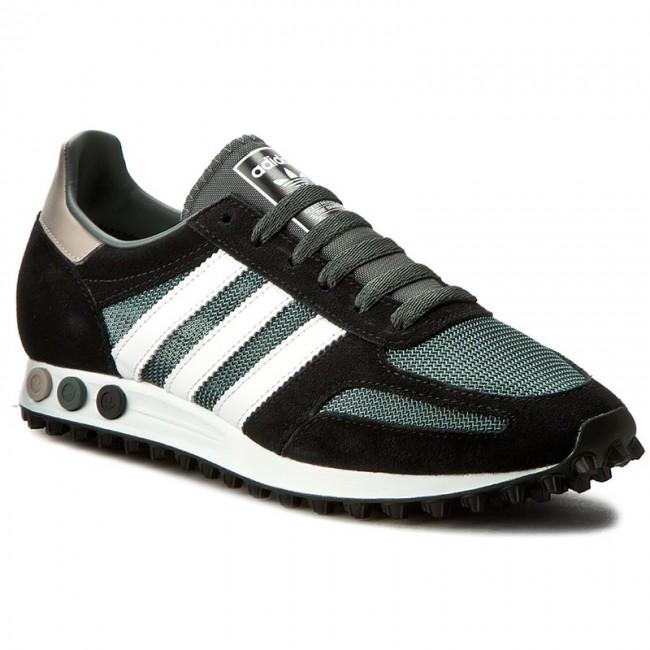 first rate 446fd 155f0 Scarpe adidas - La Trainer Og BB2861 Utivy Ftwwht Cblack - Sneakers ...