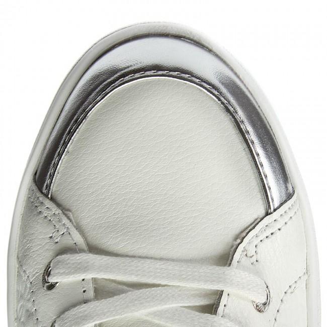 Sneakers GUESS Glinna FLGLN1 LEA12 WHITE