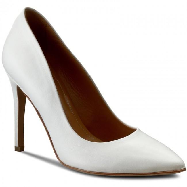 Scarpe stiletto KAZAR - Anne 15767-01-01 Bianco - Stiletti - Scarpe ... 187a4d78d76