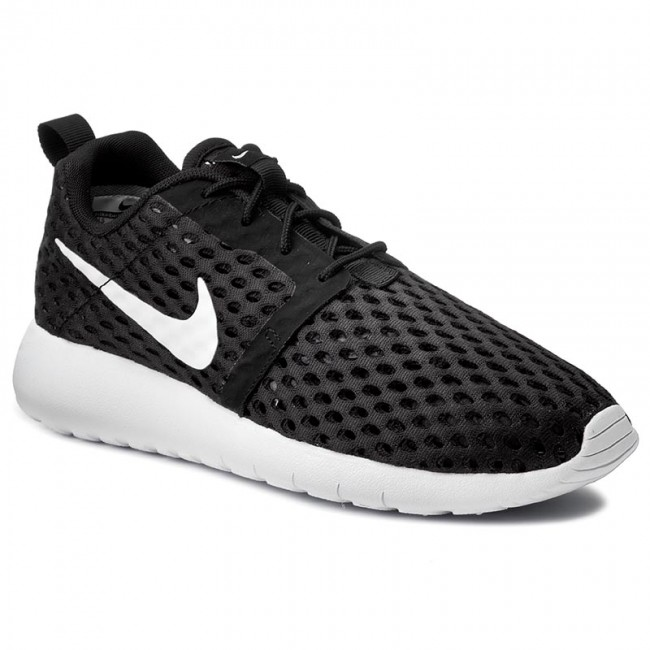 newest collection a7b73 d106d Scarpe NIKE - Roshe One Flight Weight (GS) 705485 008 Black White