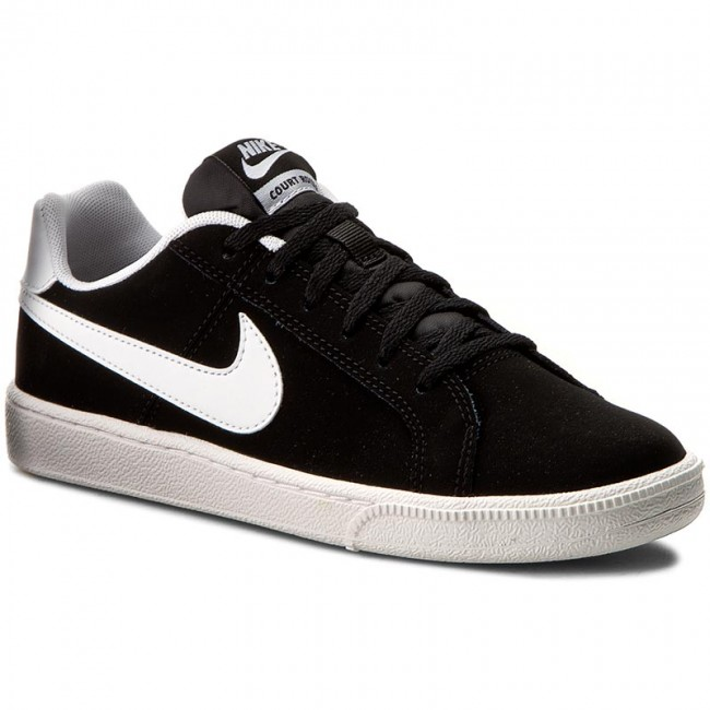 best website 6a9da 05d67 ... sweden scarpe nike court royale gs 833535 002 black white 3e23e f1abe