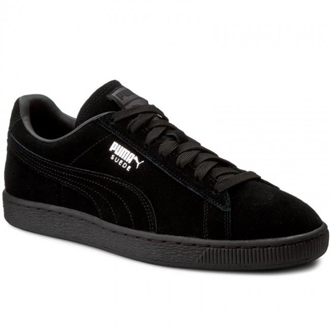 Sneakers PUMA - Suede Classic+ 352634 77 Black Dark Shadow ... 9201a4356b0