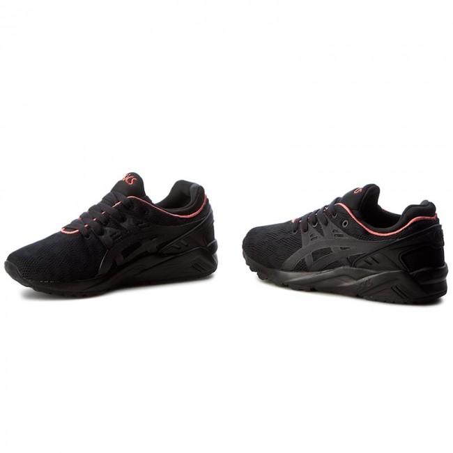 scarpe da ginnastica ASICS - TIGER Gel-Kayano Trainer Trainer Trainer Evo H7Q6N nero nero 9090 - scarpe da ginnastica - Scarpe basse - Donna | Primi Clienti  | Sig/Sig Ra Scarpa  6d0f5a