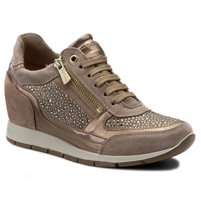 Sneakers IGI CO - 7780200 Visone - Sneakers - Scarpe basse - Donna ... d4412e616d3