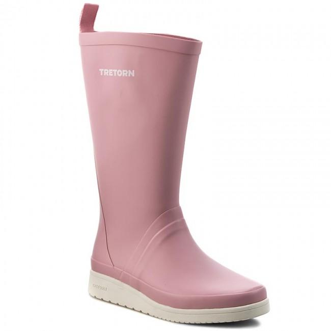 Wellington TRETORN - Viken II 473239  Soft rosa 02 - Stivali da pioggia - Stivali e altri - Donna | Della Qualità  | Scolaro/Ragazze Scarpa