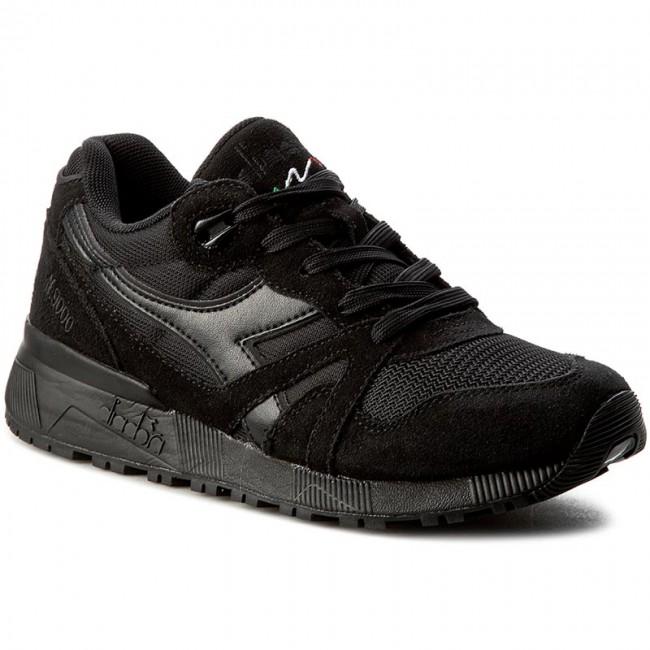 Sneakers DIADORA - N9000 III 501.171853 01 80013 Black - Sneakers ... 8bec7806a37