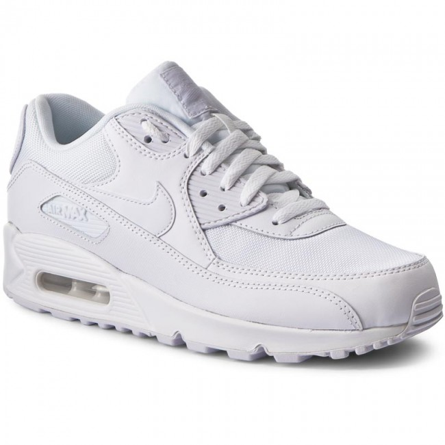 separation shoes 51ff4 b9cfc Scarpe NIKE - Air Max 90 Essential 537384 111 White White White White