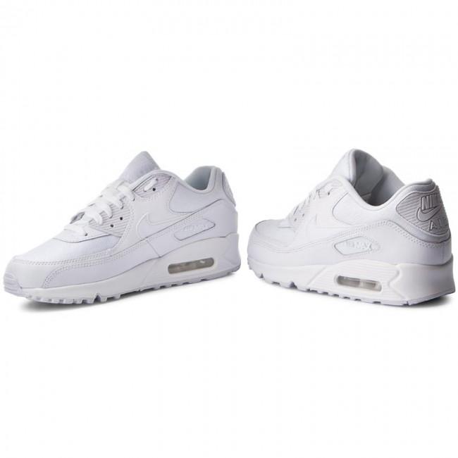 separation shoes f02e1 9196a Scarpe NIKE - Air Max 90 Essential 537384 111 White White White White