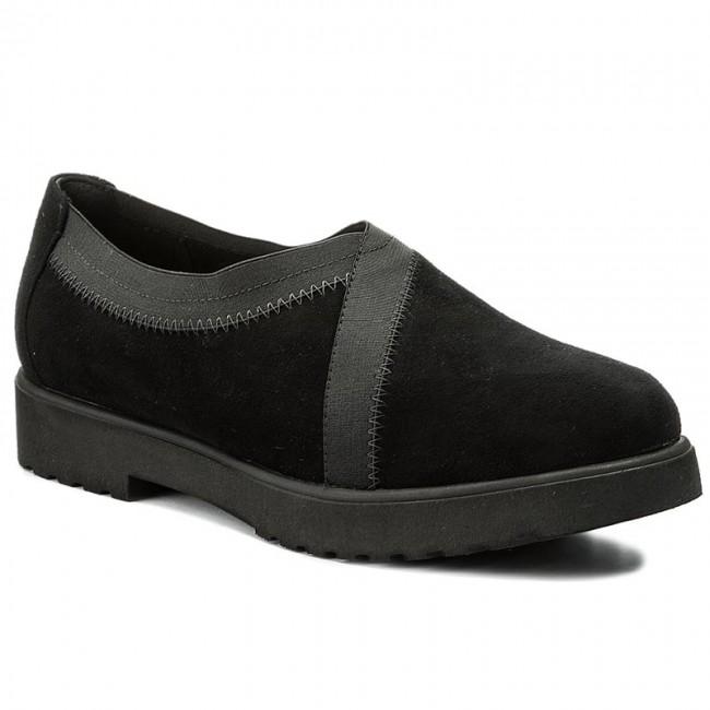 Scarpe basse CLARKS - Bellevue Cedar 261283514 nero Suede - Basse - Scarpe basse - Donna | Imballaggio elegante e stabile  | Sig/Sig Ra Scarpa