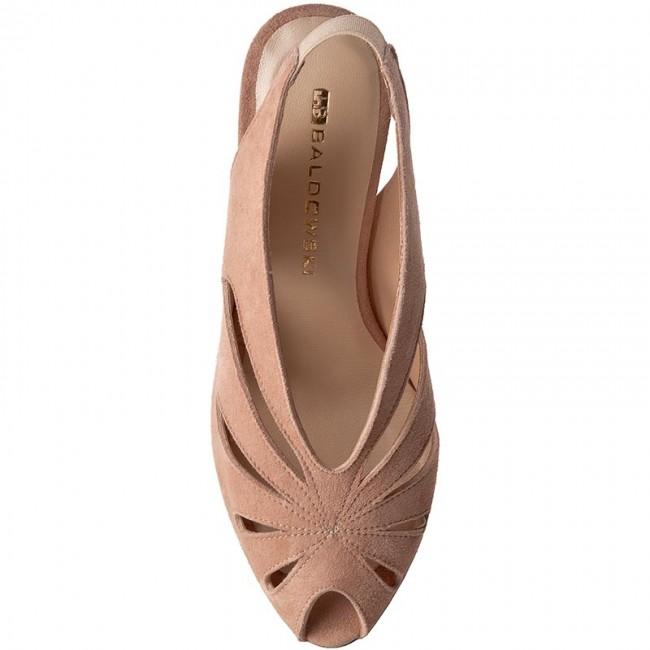 Sandali BALDOWSKI - - - W00118-1567-001 Zamsz Nude - Sandali da giorno - Sandali - Ciabatte e sandali - Donna | Sale Italia  | Sig/Sig Ra Scarpa  4ec309