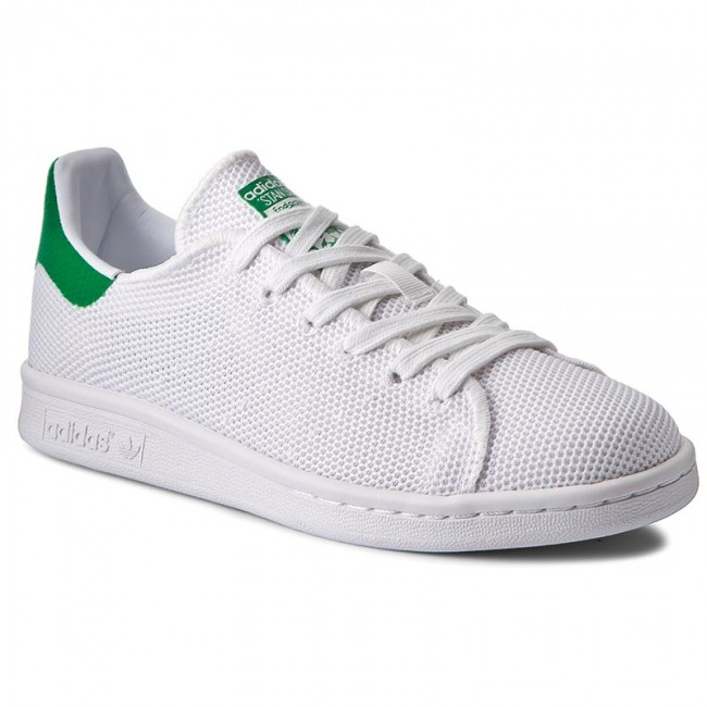 Scarpe adidas - Stan Smith BB0065 Ftwwht/Ftwwht/Green