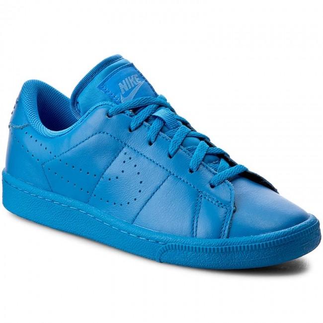 buy popular f202e 9f7eb Scarpe NIKE - Tennis Classic Prm (GS) 834123 400 Photo Blue Pht Blue