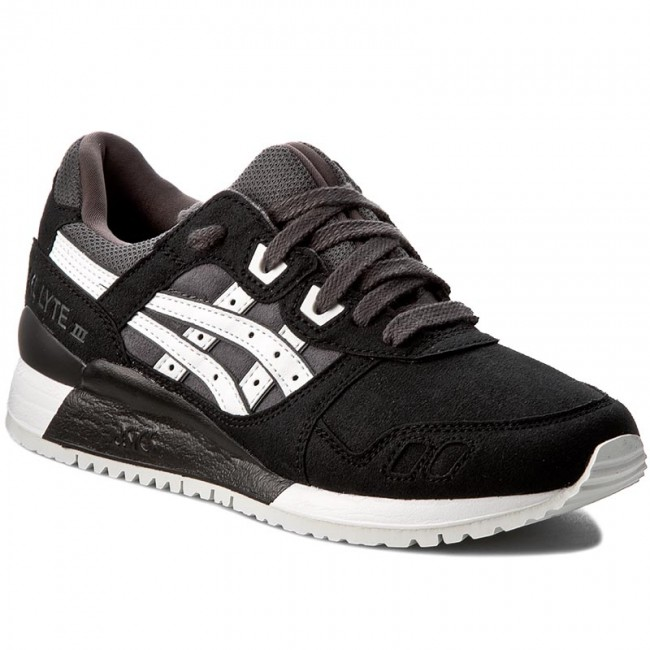 Sneakers ASICS - TIGER Gel-Lyte III H7K4Y Dark Grey White 9501 ... 0330924f295