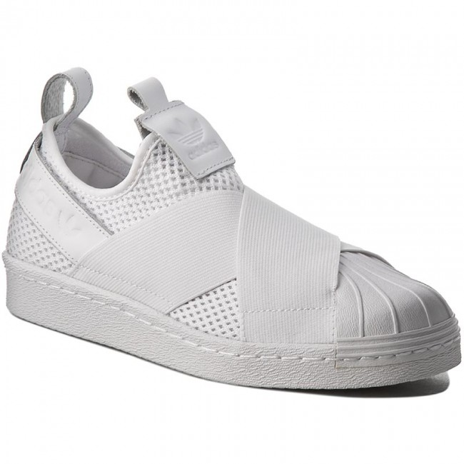 Scarpe adidas - Superstar Slip On W BY2885 Ftwwht/Ftwwht/Cblack