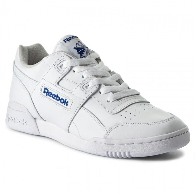 Scarpe Reebok - Workout Plus 2759 Wht Royal - Sneakers - Scarpe ... fd042f27800