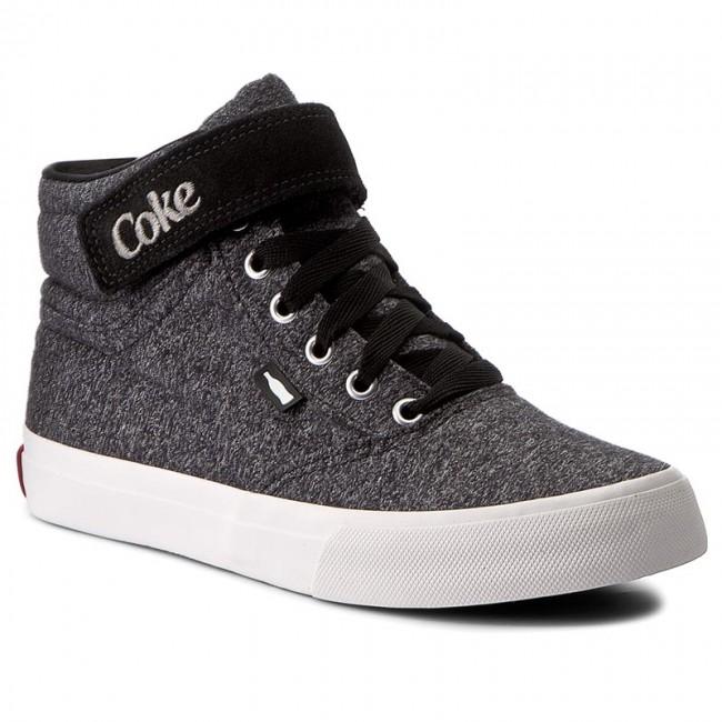 scarpe da ginnastica COCA-COLA - Mika Soft CCA1120 Preto - scarpe da ginnastica - Scarpe basse - Donna   Economico    Scolaro/Ragazze Scarpa
