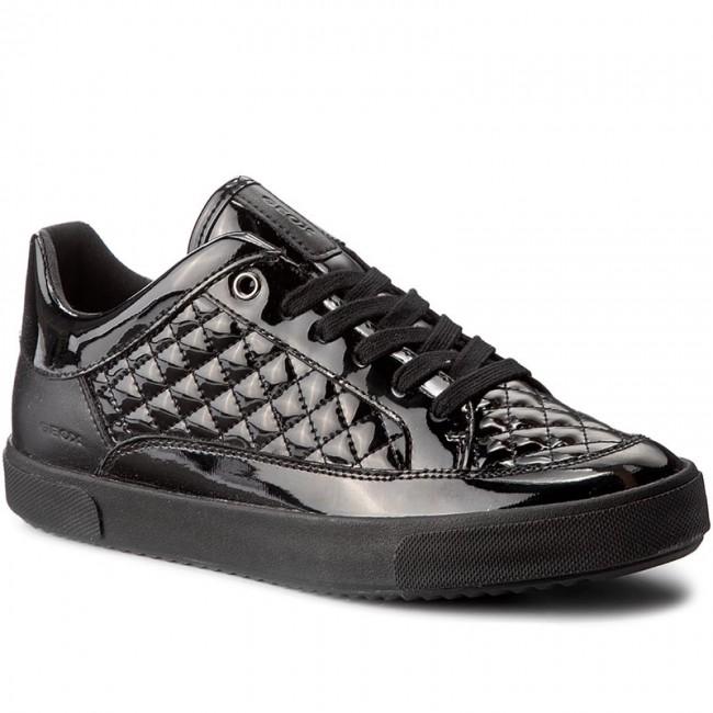 Sneakers GEOX - D Blomiee D D746HD 00254 C9999 Black - Sneakers ... 1a988384a09