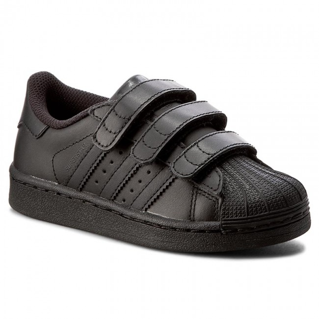 Scarpe adidas - Superstar Foundation Cf C B25728 Cblack/Cblack/Cblack