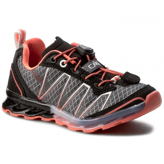 Scarpe da trekking CMP - Kids Atlas Trail Shoes 3Q95264K Grey U862 ... dbcd7a89efd