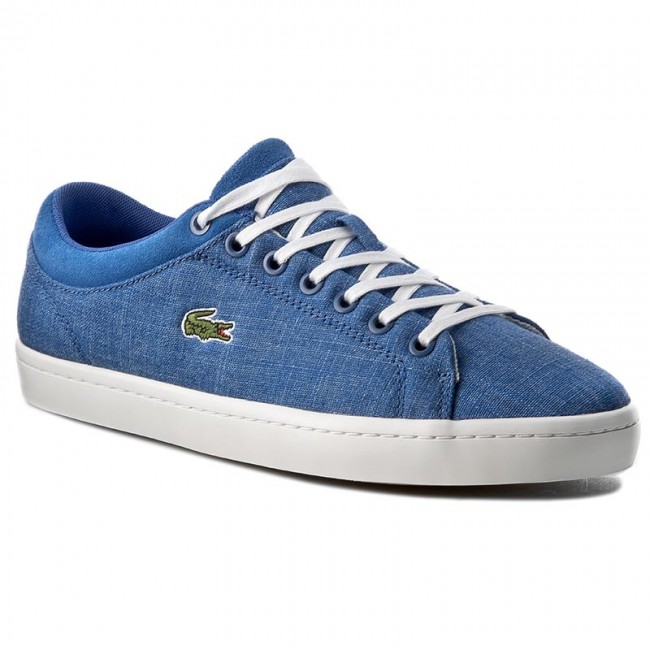 LACOSTE Straightset 33CAM1063125 7 1 Sp Sneakers Blu 217 CAM 5dqz0w