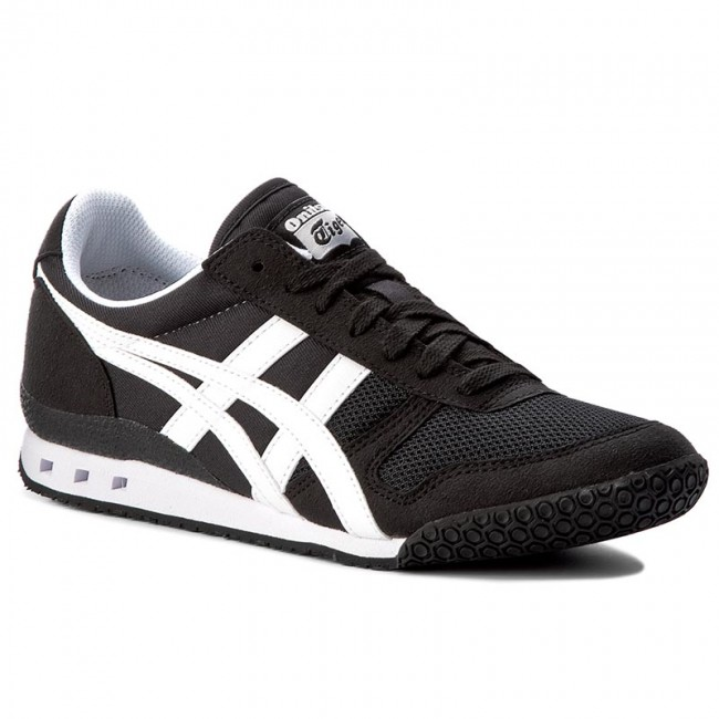 Sneakers ASICS - ONITSUKA TIGER Ultimate 81 HN201 Black White 6201 ... 98d623aea85