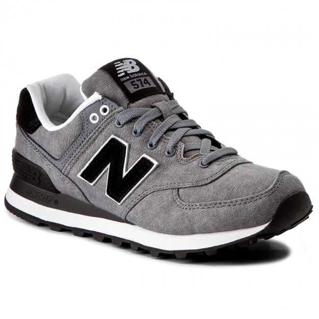 Grigio Sneakers basse Sneakers WL574SWC BALANCE Scarpe NEW t0xS68