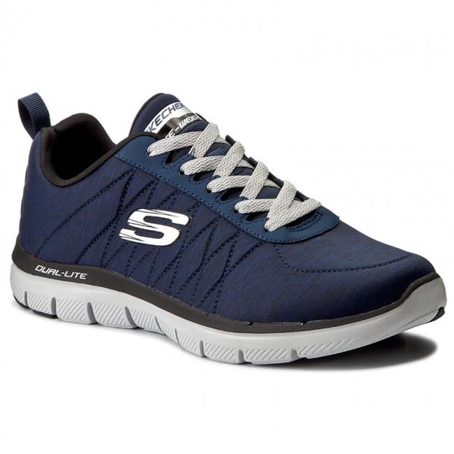 Navy Scarpe Chillston Skechers Fitness 52186nvy Vqeaxx ALcj34R5q