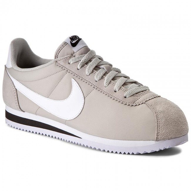 outlet store 992c6 94397 Scarpe NIKE - Classic Cortez Nylon 807472 006 Pale Grey White Black
