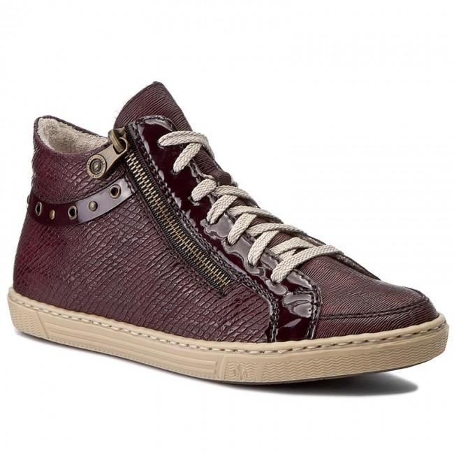 scarpe da ginnastica RIEKER - L0949-35 rosso - scarpe da ginnastica - Scarpe basse - Donna | benevento  | Scolaro/Ragazze Scarpa