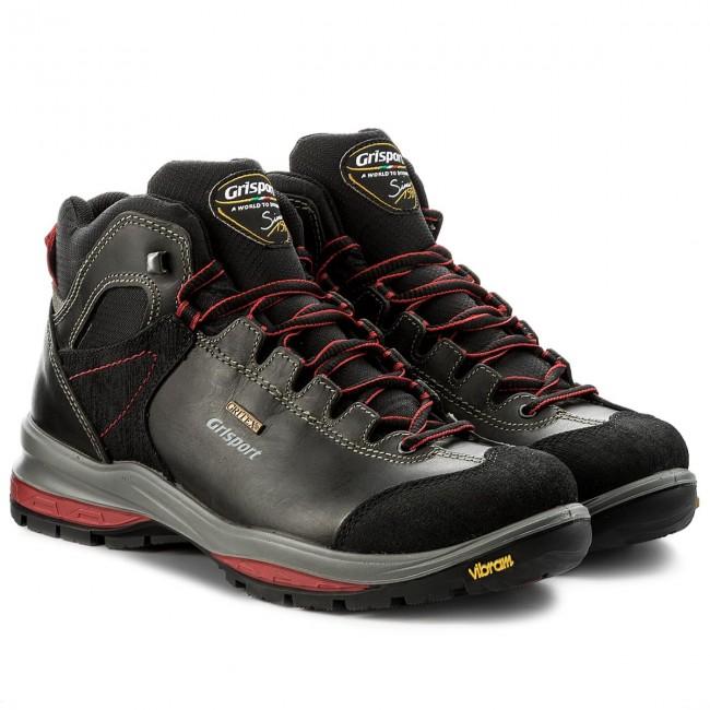 Scarpe da trekking GRISPORT - 12525D42G Black - Scarpe da trekking e  scarponcini - Scarpe sportive - Uomo - www.escarpe.it e5e2733483d