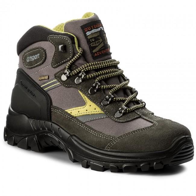 Scarpe da trekking GRISPORT - 13316SCA1G Grey 3618 - Scarpe da ... b3fca9a177f