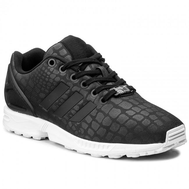 0995c50a79081 Scarpe adidas - Zx Flux W BY9224 Cblack Cblack Ftwwht - Sneakers ...