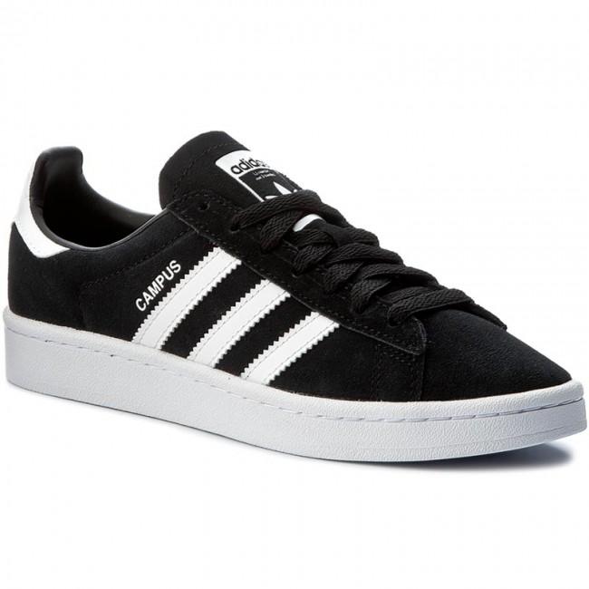 Scarpe adidas - Campus J BY9580 Cblack/Ftwwht/Ftwwht
