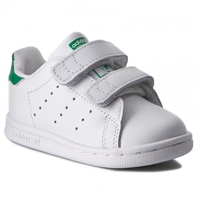 new styles 663ce a9021 Scarpe adidas - Stan Smith Cf I BZ0520 Ftwwht Ftwwht Green