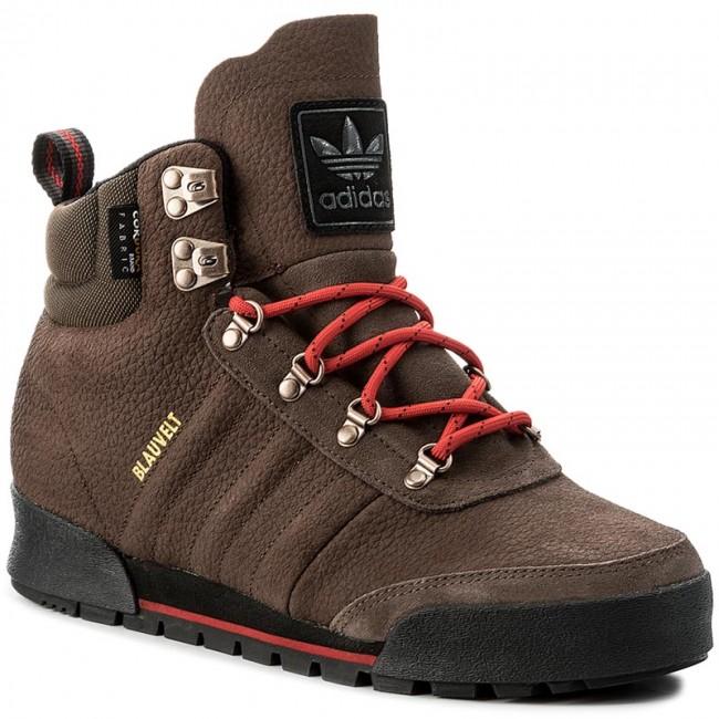 Brownscarlecblack Scarpe 2 Boot Da Jake Adidas 0 By4109 wYqaHB8gx