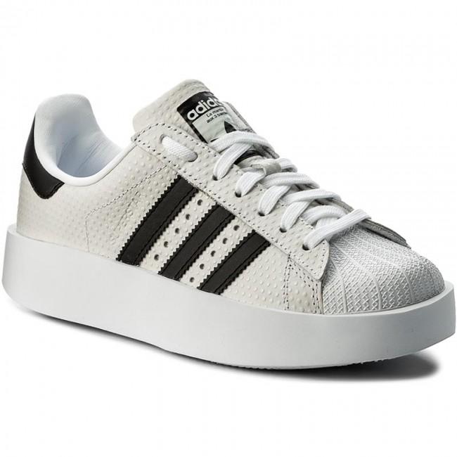 c9058073ec0bc2 Scarpe adidas - Superstar Bold W BY9077 Ftwwht Cblack Ftwwht ...