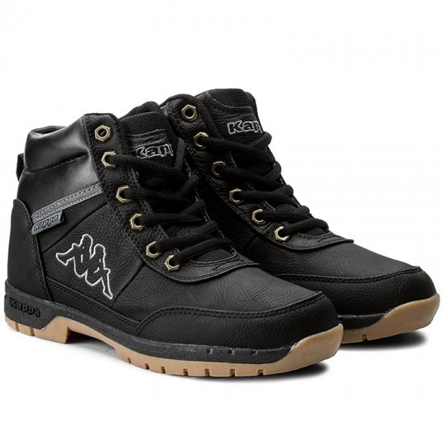 Scarpe da trekking KAPPA - Bright Mid T 260239T Black 1111 - Scarpe da  trekking e scarponcini - Stivali e altri - Donna - www.escarpe.it de1450a3ae0