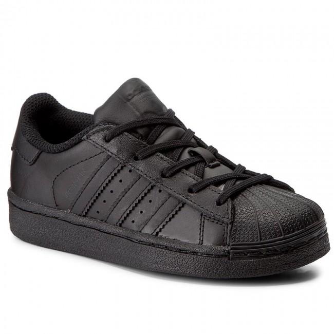 Scarpe adidas - Superstar Foundation C BA8381 Cblack Cblack Cblack ... ac4935d501a
