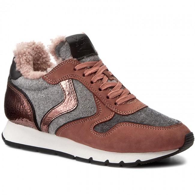 lowest price 88f61 591a9 Sneakers VOILE BLANCHE - Julia 0012011723.05.9143 Rosa Grigio