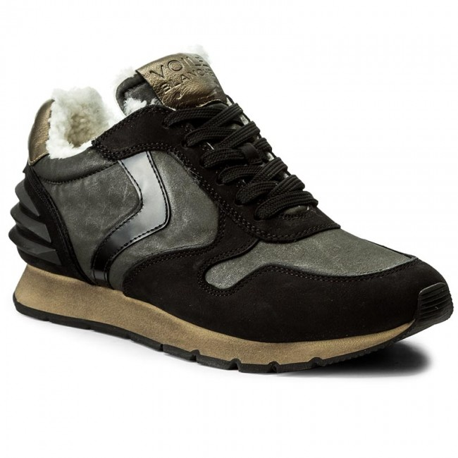 Sneakers VOILE BLANCHE - Liam Power 0012011715.17.9161 Nero ... c92529997d7
