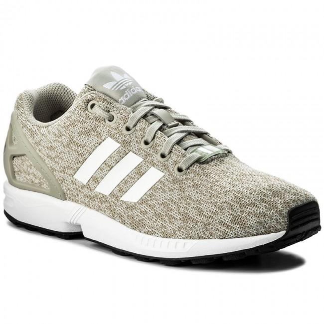 Scarpe adidas - Zx Flux BY9424 Sesame Ftwwht Cblack - Sneakers ... a819506af13